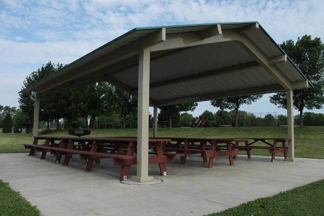 weis park shelter