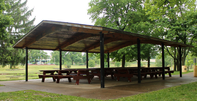 westbrook park shelter