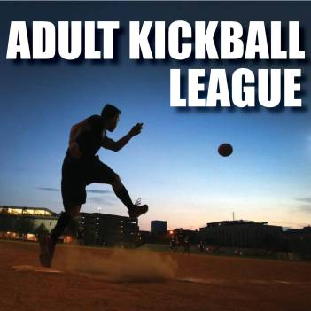KICKBALL LEAGUE