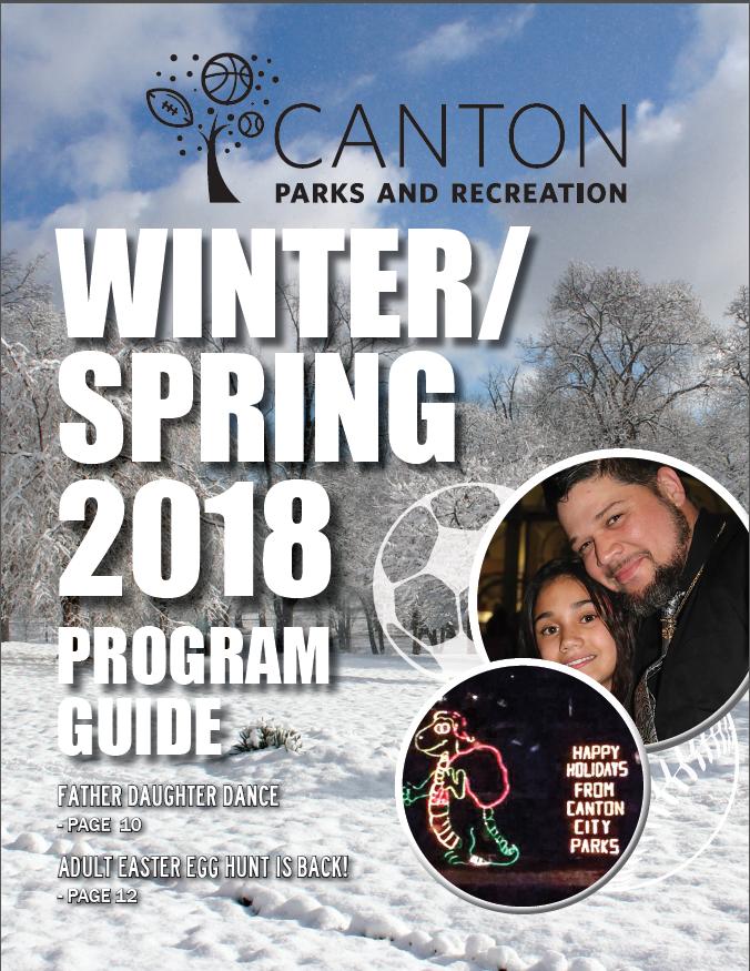Winter Spring Program Guide