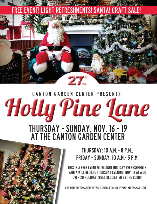 Holly Pine Lane