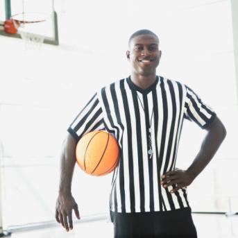 Basketball ref website